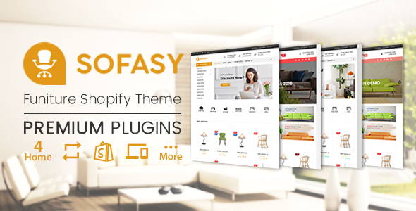 SP Sofasy - Furniture Responsive Shopify Theme            TFx Ferdinand Iman