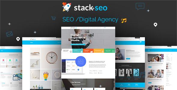 Stack SEO – PSD Template            TFx Larry Yuuma