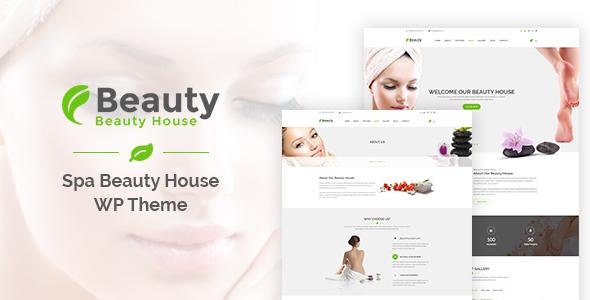 Beautyhouse - Health & Beauty WordPress Theme            TFx September Patton