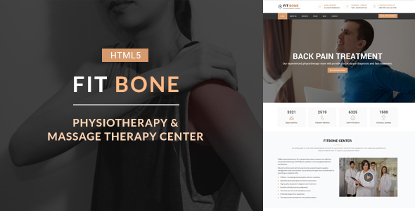 Fit Bone - Physiotherapy and Massage Therapy Center            TFx Montana Shirou