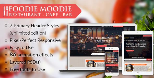 Foodie Moodie Restaurant Cafe Bar            TFx Benton Napoleon