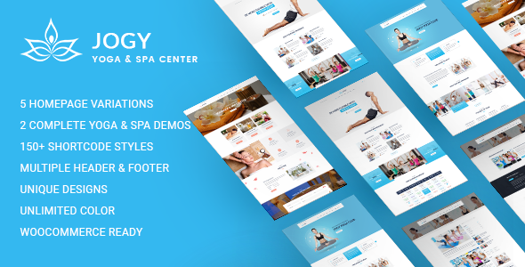 Jogy | Yoga & Spa WordPress Theme            TFx Auberon Devyn