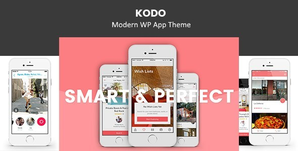 Kodo - Business WP App Theme            TFx Emil Sonnie
