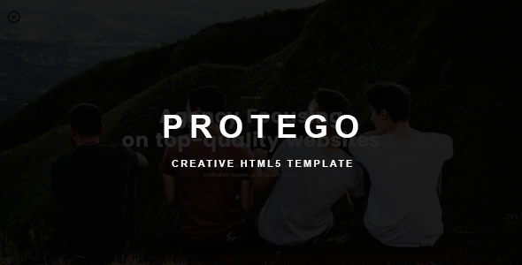 Protego – Creative Multipurpose HTML Template            TFx Steph Karl