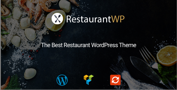 Restaurant WordPress Theme TFx WordPress Grigor Hammurabi