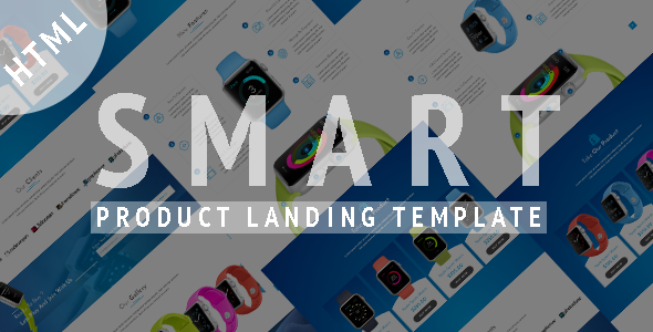 SMART – Single Product Landing Page            TFx Den Gage