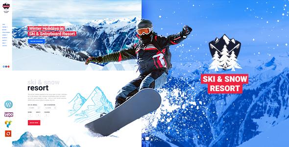 Snow Club | Ski Resort and Snowboard Classes            TFx Grayson Tony
