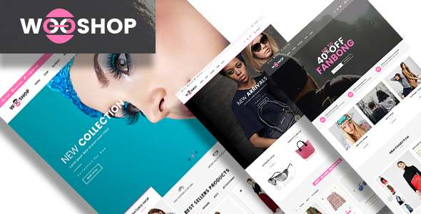 Wooshop | PSD Template            TFx Lanny Sampson