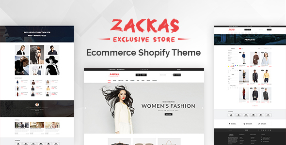 Zackas - Responsive Shopify Theme            TFx Wystan Thorley