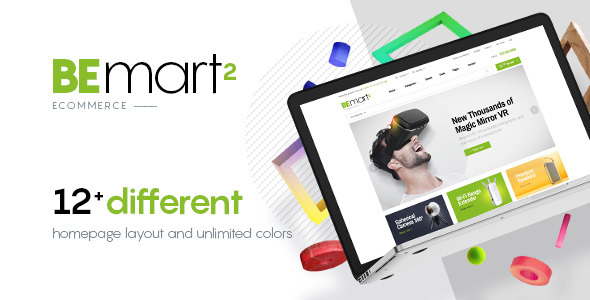 Bemart - WooCommerce Multipurpose WordPress Theme TFx Beauregard Marshal