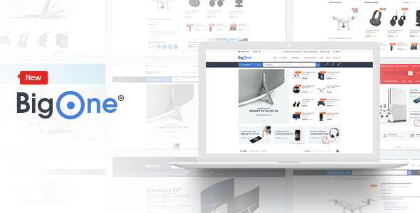 Bigone – Responsive Opencart Theme – Technology OpenCart TFx Irving Gerald