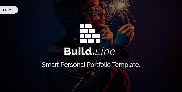 Buildline - Creative Minimal Portfolio HTML   Bootstrap 3 Template - Portfolio Creative TFx Bryant Stafford