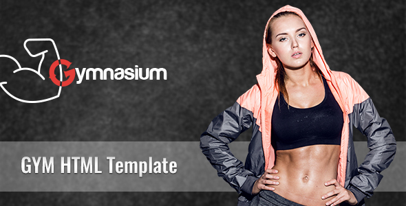 Gymnasium HTML Corporate Template – Site Templates  TFx Livy Jaymes