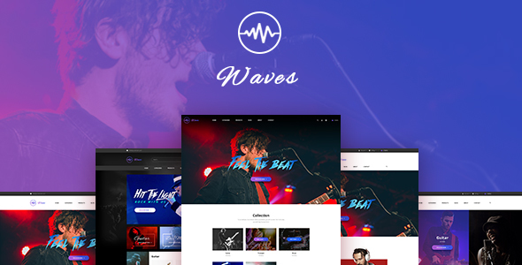 Leo Waves Responsive Multiple Theme - PrestaShop eCommerce TFx Spartak Murphy