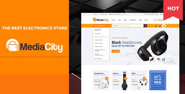 MediaCity - Technology Responsive Opencart Theme TFx Emory Ryouichi