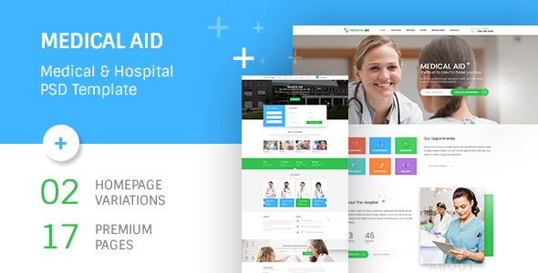 Medical Aid PSD Template TFx PSDTemplates Deon Barnaby