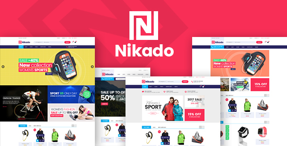 Nikado - Responsive Opencart Theme TFx OpenCart Gabe Zarathustra