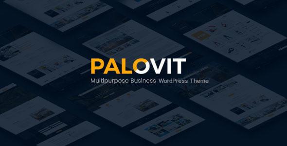 Palovit - Construction, Building Business WordPress Theme - Business Corporate TFx Ali Ashley