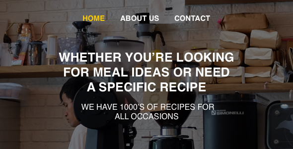 Recipes – Blog for your recipes – Food Retail TFx Bryan Harlan