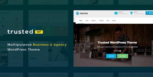 Trusted - Multipurpose Business & Agency TFx Alexander Grier