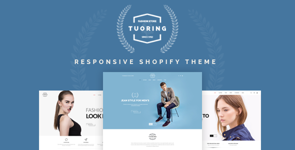 Tuoring – Multipurpose Responsive Shopify Theme – Fashion Shopify TFx Harley Ratna