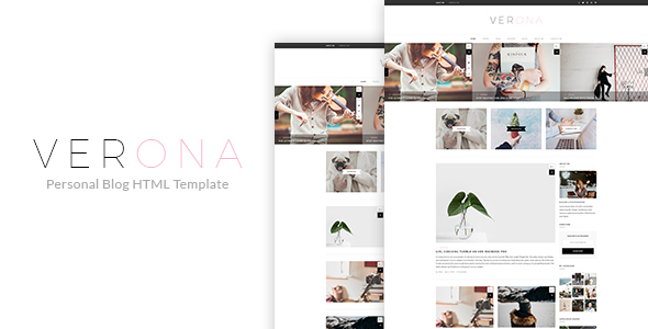 VERONA  Responsive Multi-Purpose Template – Photography Creative TFx Billie Ford