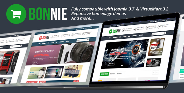 Vina Bonnie – Responsive Multipurpose VirtueMart Template – Fashion Retail TFx Sargis Lane