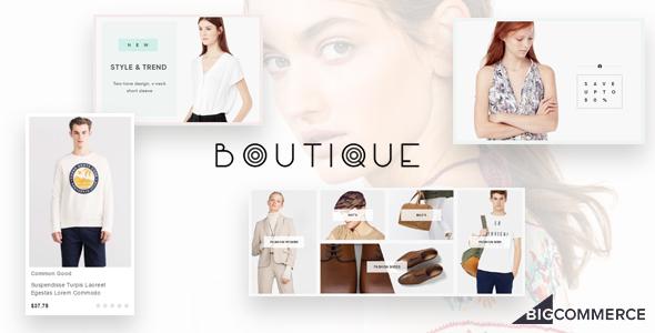Ap Boutique Responsive Bigcommerce Theme Template - BigCommerce eCommerce TFx Stanislas Kurou