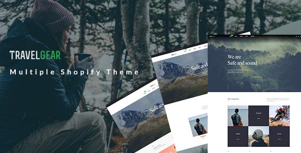 Ap Travel Gear Shopify Theme - Miscellaneous Shopify TFx Nuka Fred
