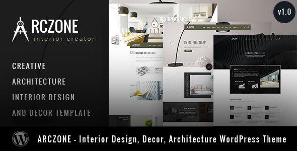 Arczone - Architecture Business WordPress Theme - Corporate WordPress TFx Neely Rafe