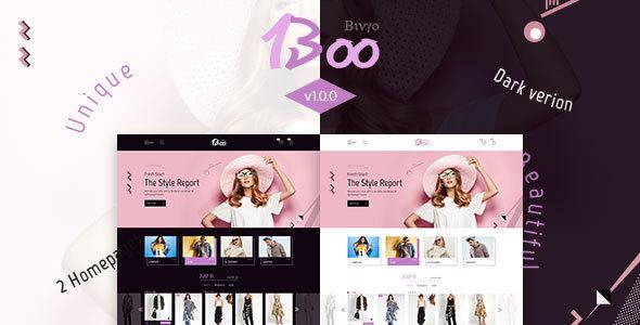 BooShop - Impressive WooCommerce Theme - eCommerce WordPress TFx Wynne Deacon