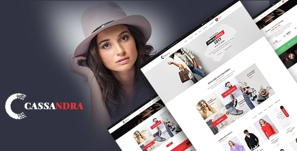 Cassandra - Responsive Retail WordPress Theme - Retail WordPress TFx Ste Earl