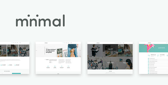 Minimal - The Final Minimal Solution - Corporate Drupal TFx Elton Audley