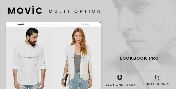 Movíc – Responsive Shopify Theme – Shopify eCommerce TFx Mahatma Iskandar