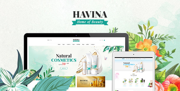 Pts Havina - Health & Beauty PrestaShop TFx Wilburn Justin