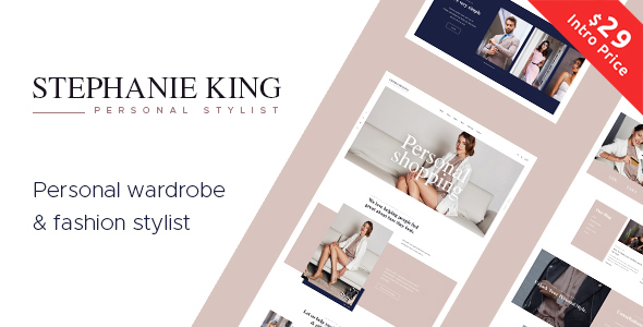 S.King | Personal Stylist and Fashion Blogger - Fashion Retail TFx Glen Shanon