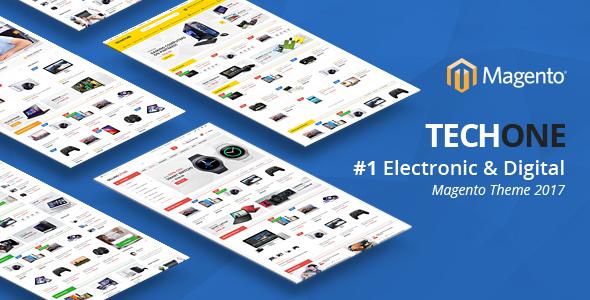 Techone - Responsive Magento 2 Theme - Magento eCommerce TFx Haik Lane