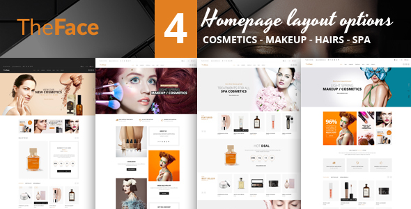 Theface – Magento Theme for Beauty & Cosmetics Store – Health & Beauty Magento TFx Colton Walter