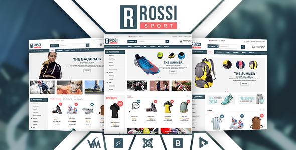 Vina Rossi - Responsive VirtueMart Joomla Template - Fashion Retail TFx Milton Jervis
