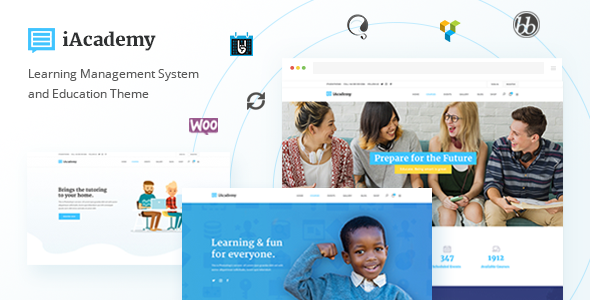iAcademy - A Comprehensive Learning Management System and Education Theme - Education WordPress TFx Nanuk Shaw