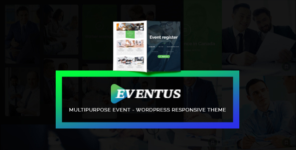 Eventus – Event and Conference WordPress Theme – Events Entertainment TFx Keegan Leo