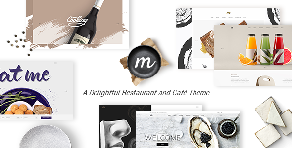 Morsel – A Delightful Restaurant and Café Theme – Food Retail TFx Clem Wendell