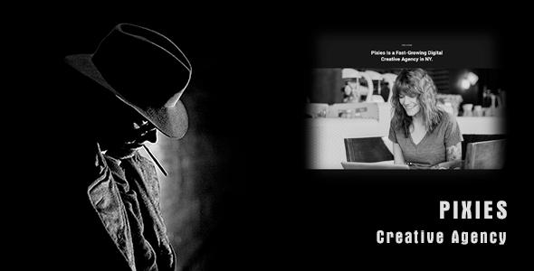 Pixies Portfolio | Creative Agency - Portfolio Creative TFx Jace Timur
