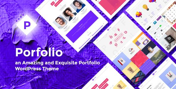 Porfolio - Creative Agency & Personal Portfolio WordPress Theme - Portfolio Creative TFx Milford Melvyn