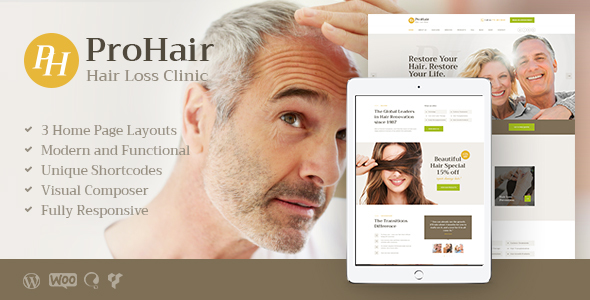 ProHair | Hair Loss Clinic & Cosmetology - Health & Beauty Retail TFx Balfour Anson