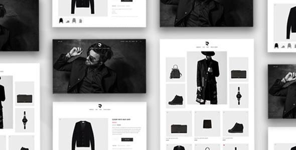 Romeo - Luxury Modern Woocommerce WordPress Theme - WordPress  TFx Jordon Jacob