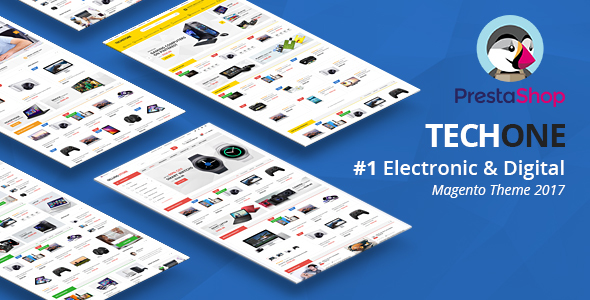 TechOne – Multipurpose PrestaShop 1.7 Theme – Shopping PrestaShop TFx Blaze Arden