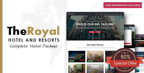 The Royal - Hotel | Restaurant Booking - Restaurants & Cafes Entertainment TFx Horatio Derick