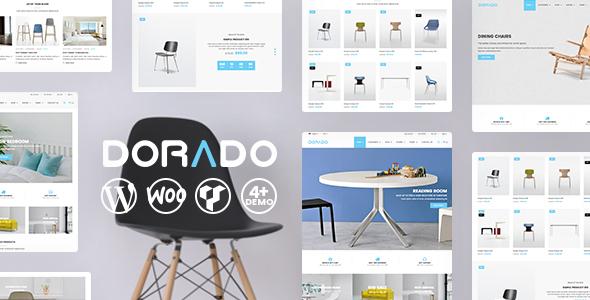 VG Dorado - Furniture Responsive WooCommerce Theme - WooCommerce eCommerce TFx Gorou Jeremy