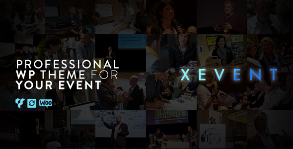 XEvent - Event & Conference WordPress Theme - Events Entertainment TFx Kuwat Triston